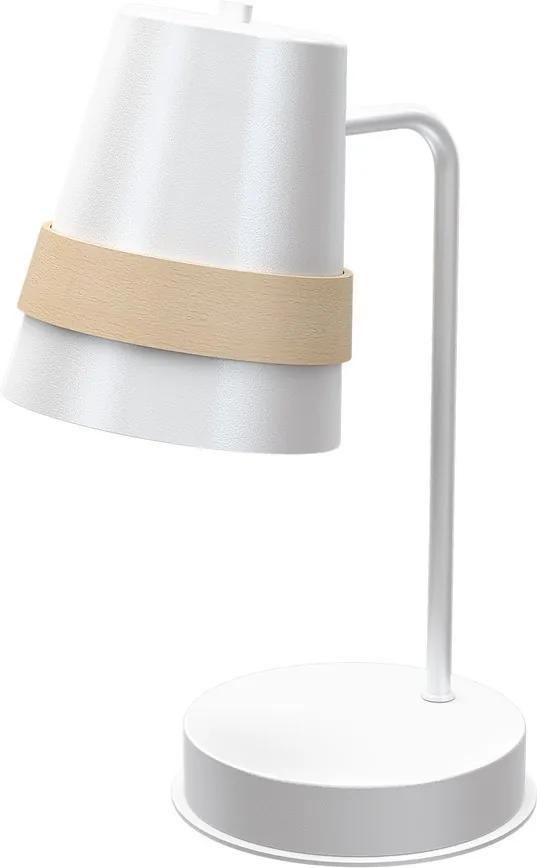 Veioza VENEZIA WHITE Milagro Modern, E27, Alb, MLP5447, Polonia