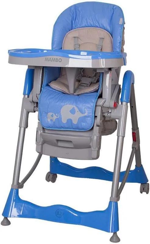 Coto Baby - Scaun de masa Mambo Albastru