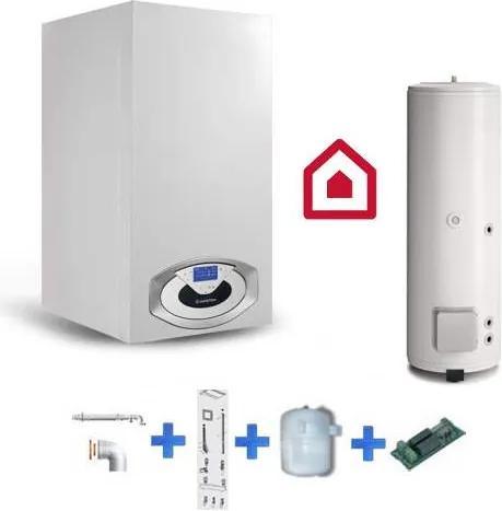 Centrala Genus Premium HP85 Boiler BC1S450