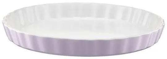 Forma tarta ceramica 24cm violet Ginger