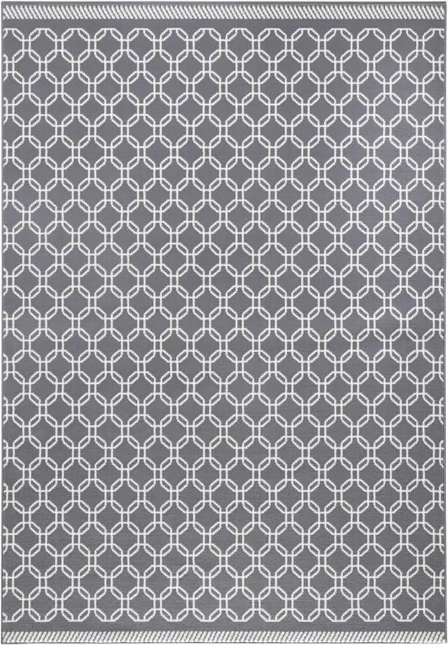 Covor Hanse Home Chain, 140 x 200 cm, gri