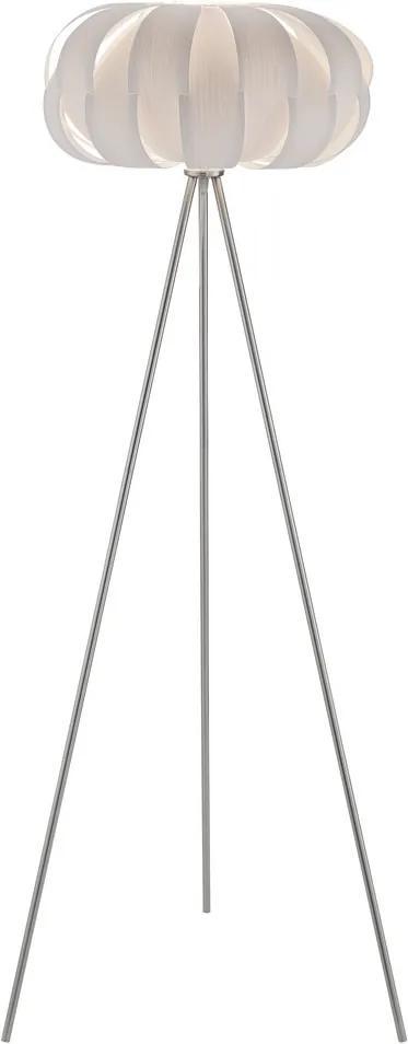 Leuchten Direkt 12142-16 - Lampadar ALISSA 1xE27/60W/230V