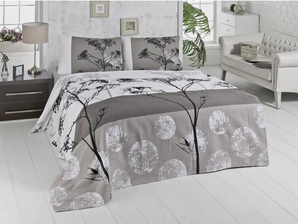 Cuvertură pentru pat Belezza Grey, 200 x 230 cm