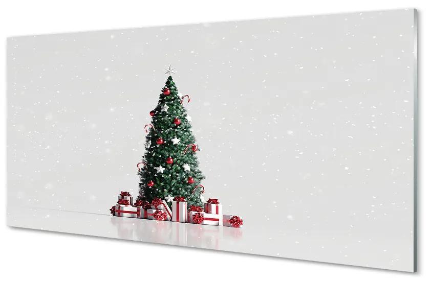Tablouri acrilice Tablouri acrilice Cadouri de Crăciun decorare copac