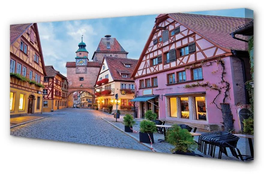 Tablouri canvas Tablouri canvas Germania Orașul vechi