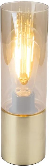 Globo 21000M Lampa de masa de noapte ANNIKA auriu cupru 1 x E27 max. 25W IP20