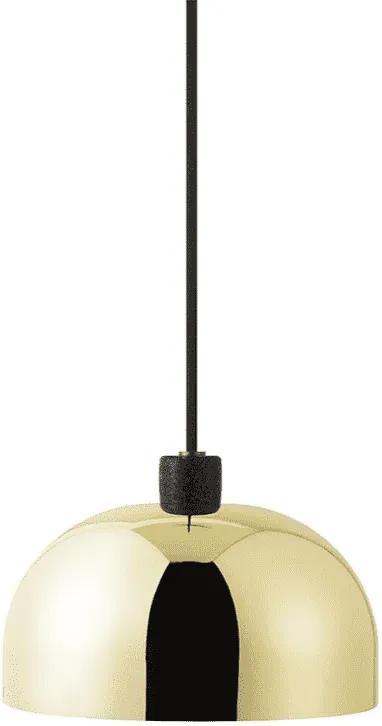 Lustra GRANT Aurie DIA 23 NORMANN COPENHAGEN - Otel Auriu Diametru (23cm) x Inaltime (17cm)