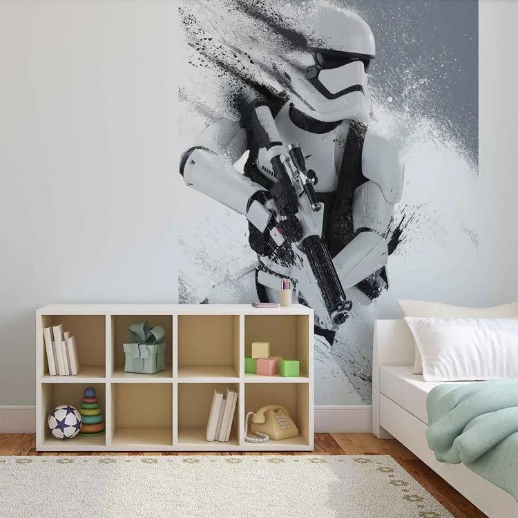 Star Wars Force Awakens Fototapet, (91 x 211 cm)