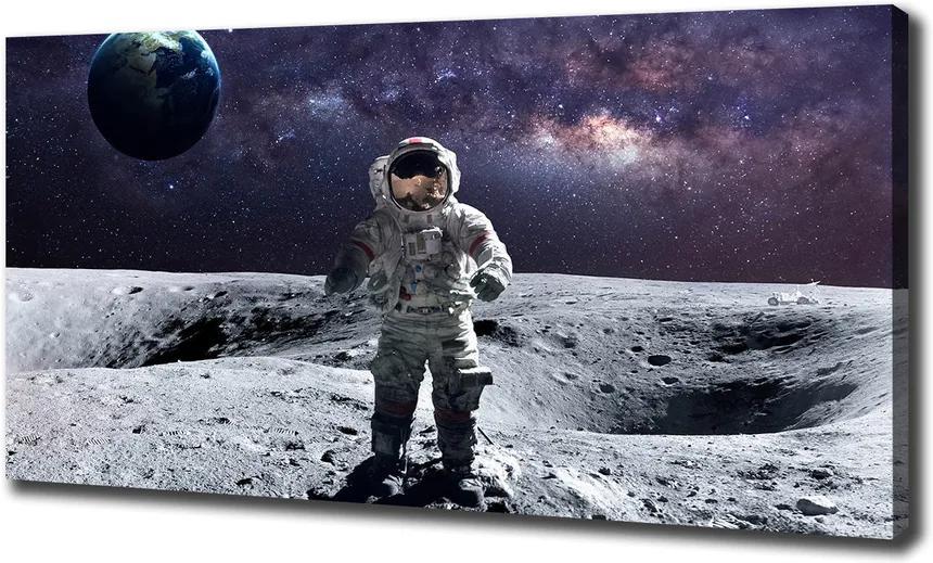 Print pe canvas Astronaut