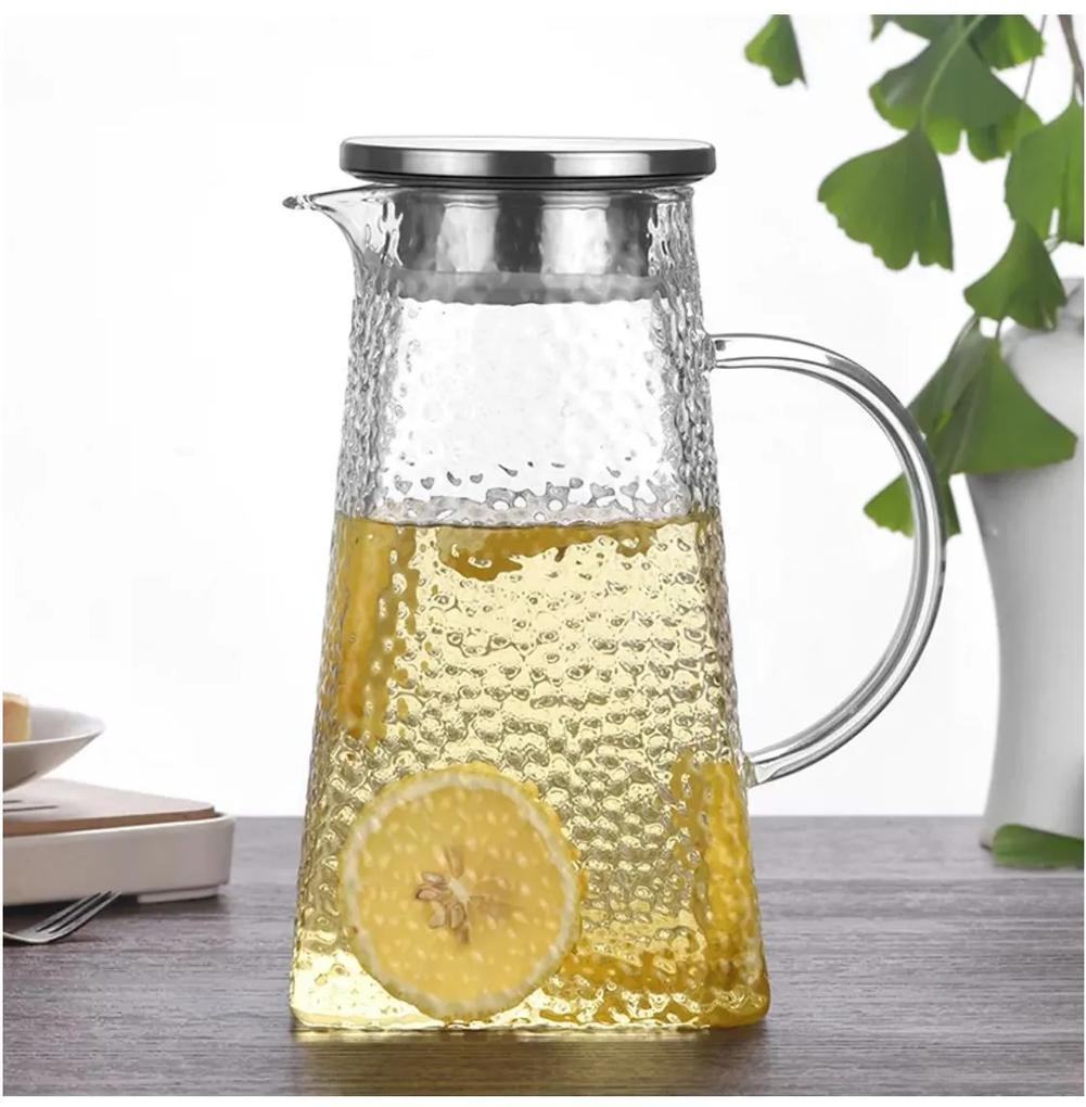 Carafa - Ceainic din sticla Borosilicata, 1,5 Litri