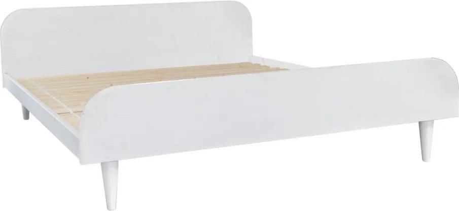 Pat Twist White, 160 x 200 cm
