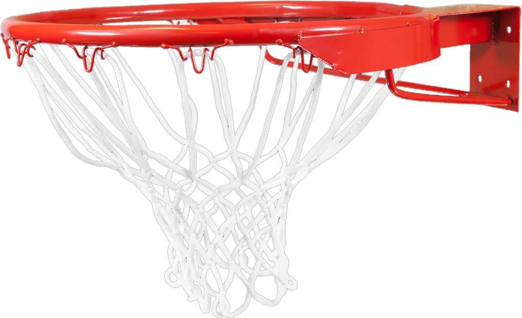 Cos inel de basket metalic, cu plasa, 45cm