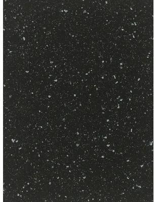 Blat de bucatarie PAL F028 Apollon negru 4100x600x28 mm
