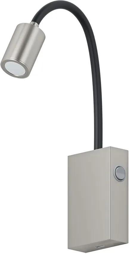 Eglo 96567 - LED Aplica perete spot TAZZOLI 1xLED/3,5W/230V crom