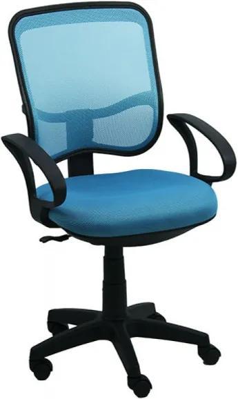 Scaun de birou OFF 705 Bleu