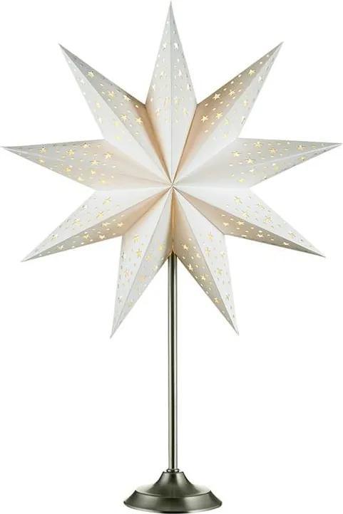 Decorațiune luminoasă Markslöjd Solvalla, înălțime 64 cm, alb