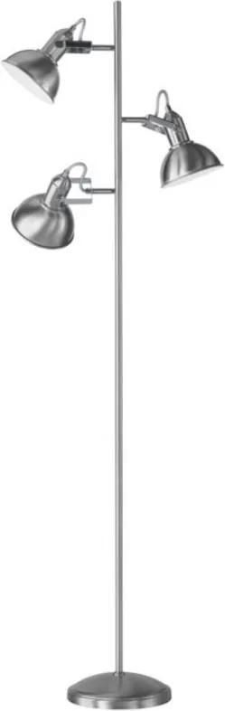 Lampadar Scope fier, argintiu, 3 becuri, 220 V