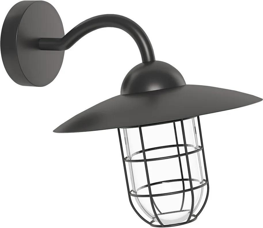 Eglo 94792 - Corp de iluminat exterior MELGOA 1xE27/60W/230V