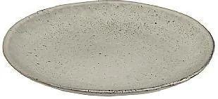 Farfurie Desert din Ceramica GROD - Ceramica Bej Diametru(20 cm) x Inaltime( 2,2 cm)