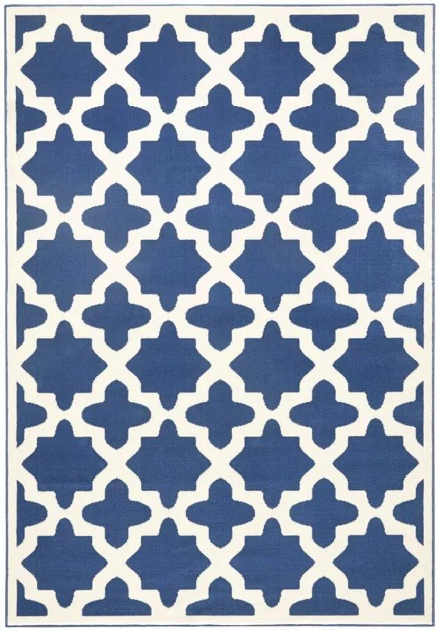 Covor Zala Living Noble, 140 x 200 cm, albastru