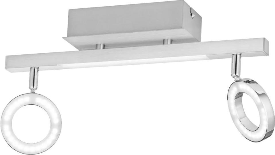 Eglo 96179 - Spot CARDILLIO 1 2xLED/3,3W + 1xLED/3,2/230V