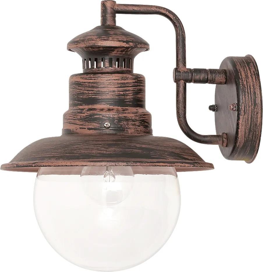 Rabalux 8163 - Corp de iluminat perete exterior ODESSA 1xE27/60W