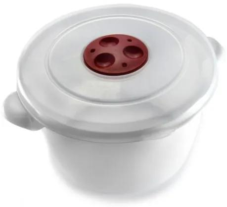Oala din plastic pentru microunde 1.5l