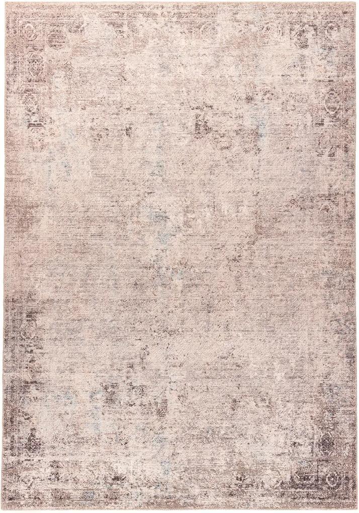 Covor Modern & Geometric Cecilia, Gri, 70x140 cm