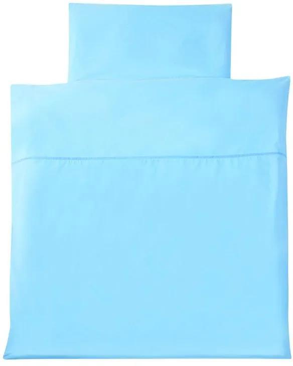 Easy-baby - Lenjerie Pat 80/80 cm, Bleu