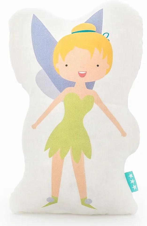 Pernă din bumbac Mr. Fox Fairy, 40 x 30 cm