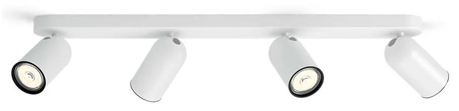 Philips 50584/31/PN - Lampa spot MYLIVING PONGEE 4xGU10/5,5W/230V