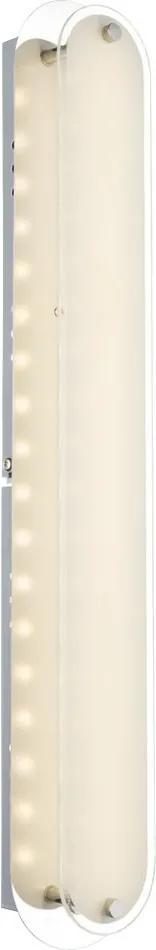 Globo OBITOR 48542-9 Aplice perete crom 1 x max. 9W 8 x 47 x 8 cm