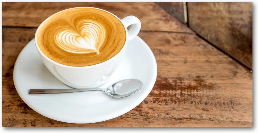 Imagine de sticlă Cafea într-o ceașcă