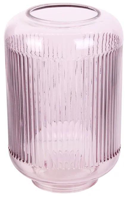 Vaza CMP Ribbed Pink
