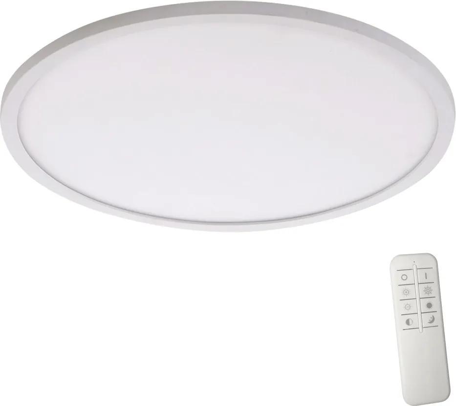 Prezent 17301 - Plafonieră LED cu telecomandă KRATON 1xLED/30W/230V