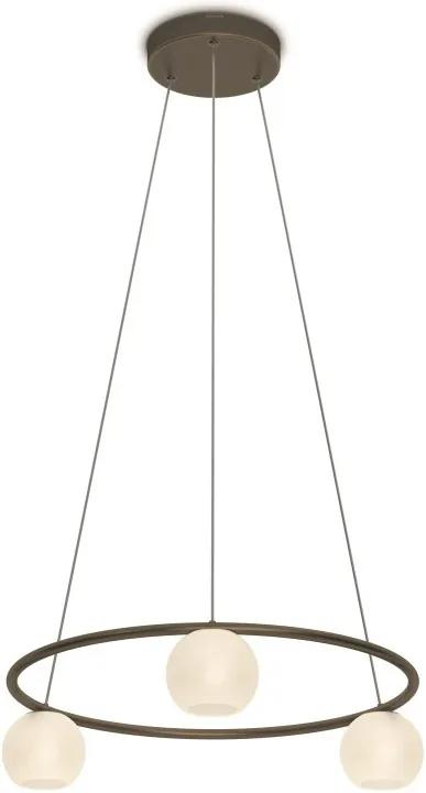 Philips 36693/06/16 - LED Lustra MYLIVING VARANDE 3xLED/4,5W/230V