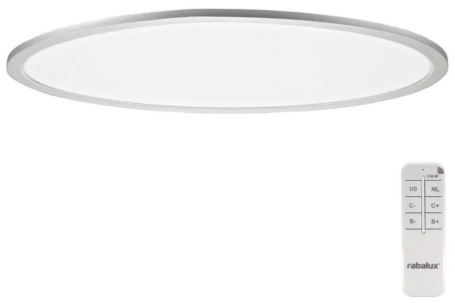 Rabalux 2191 - LED Plafonieră dimmabilă TALEB LED/40W/230V + Telecomandă