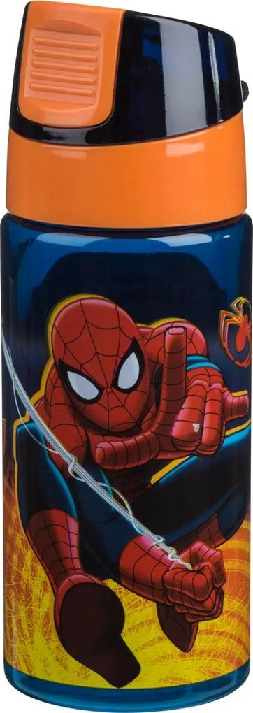 Recipient apa Spiderman
