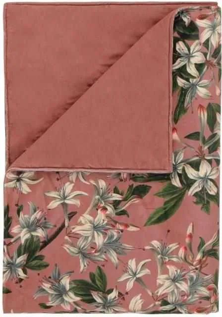 Cuvertura Lily Dusty Rose , 220x265 cm