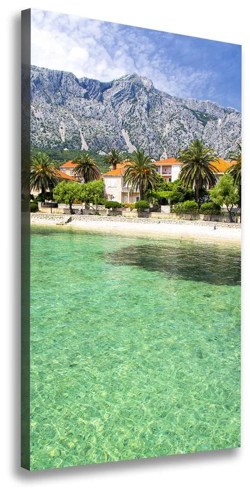 Print pe canvas Plaja din Croația