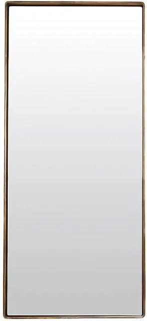 Oglinda dreptunghiulara alama antichizata 80x35 cm Reflection House Doctor