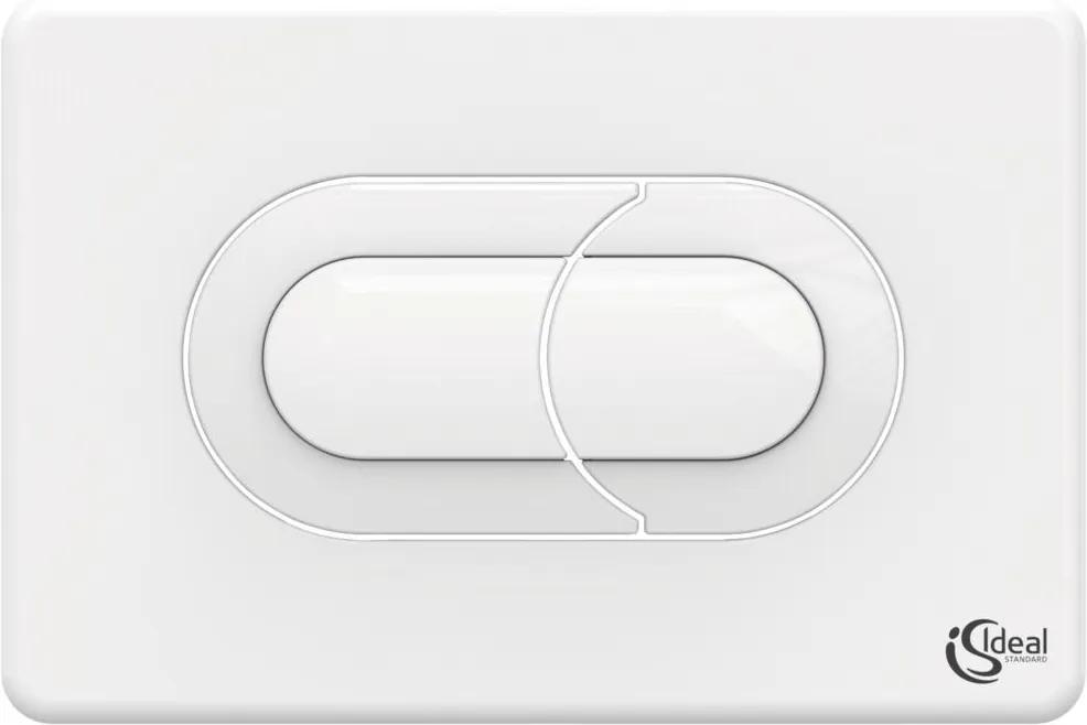 Clapeta actionare Ideal Standard Solea P1 alb