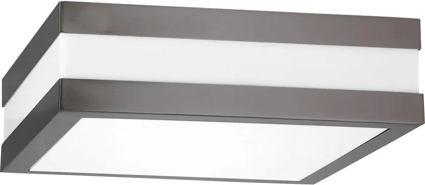 Rábalux Stuttgart 8685 Plafoniere de exterior antracit E27 2X MAX 11W 285 x 285 mm
