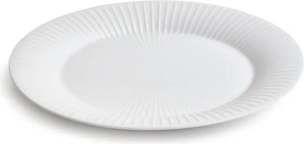 Farfurie Kähler Design Hammershoi, 28 cm, alb
