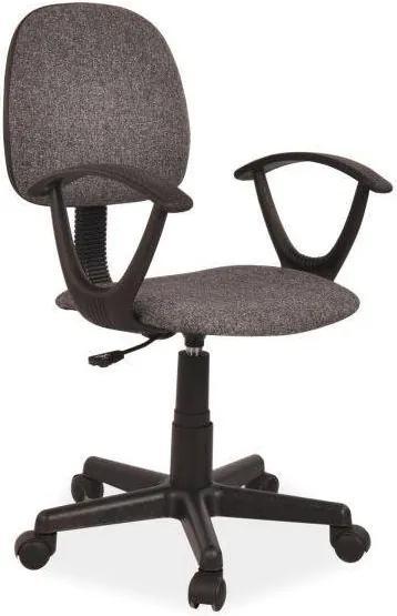 Scaun birou rotativ gri | PRIMERA COLLECTION