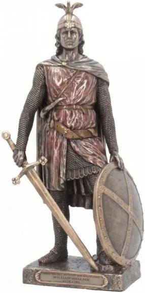 Statueta erou scotian William Wallace 29 cm
