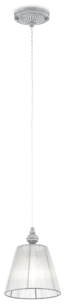Pendul  Monsoon Maytoni E14, Gri, ARM154-PL-01-S, Germania