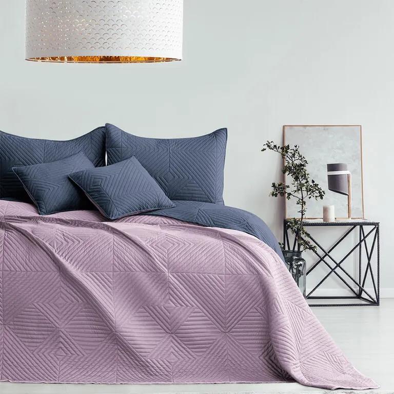 Cuvertură de pat SOFTA, mauve pat dublu