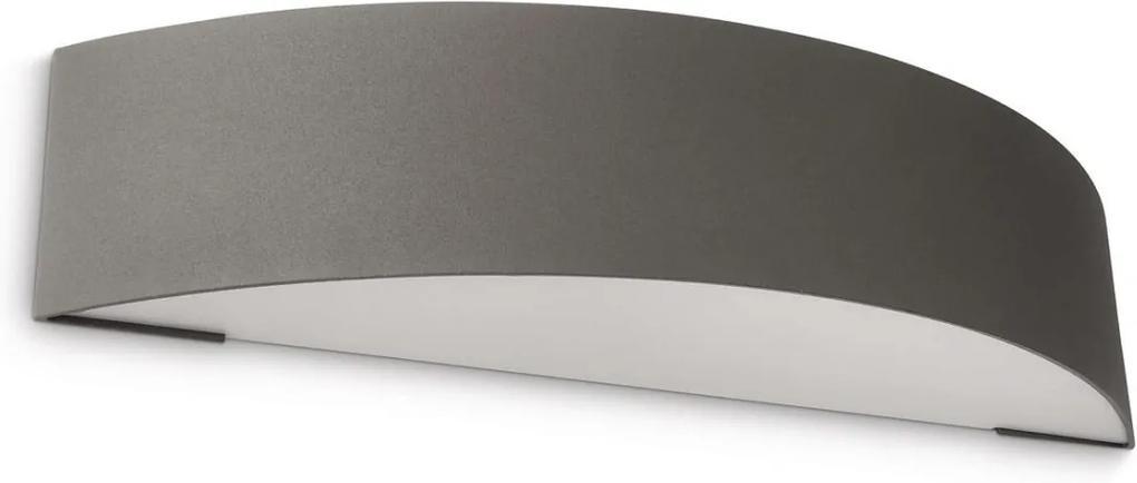 Philips 17130/93/16 - Corp de iluminat exterior MYGARDEN PATCH 1xE27/18W/230V