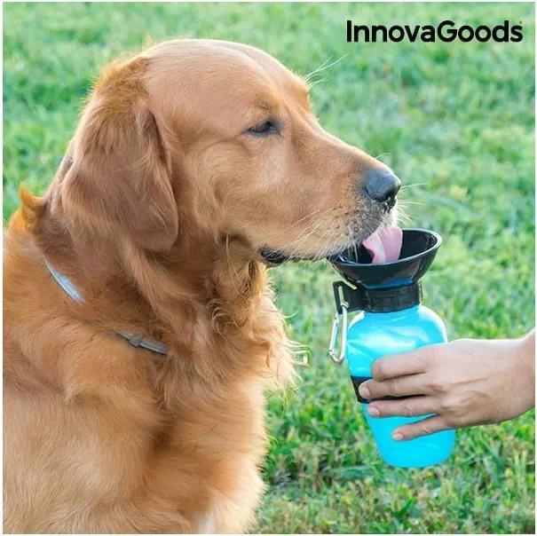Sticlă de călătorie pentru câini InnovaGoods